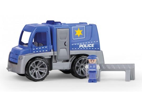 Auto dětské-Truxx-policie s příslušenstvím