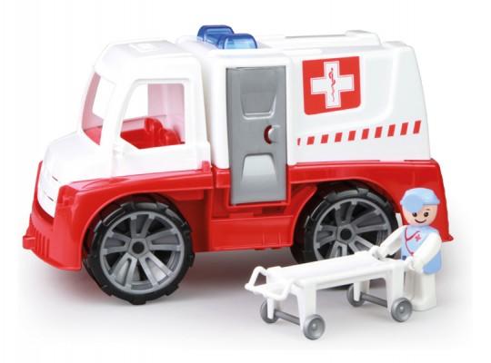 Auto dětské-Truxx-sanitka s příslušenstvím