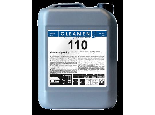 Prostředek mycí-Cleamen 110-plochy skleněné-kanystr
