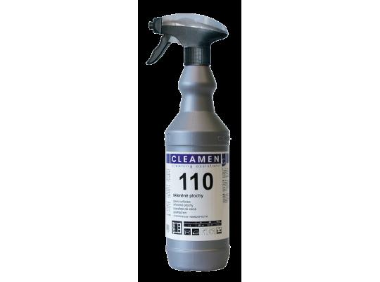 Prostředek mycí-Cleamen 110-plochy skleněné-rozprašovač