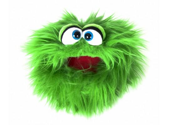 Maňásek-na ruku-Living Puppets-Blappermouth-zelený