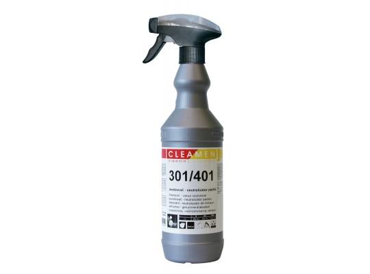 Neutralizátor pachů-osvěžovač-Cleamen 301/401-sanitární