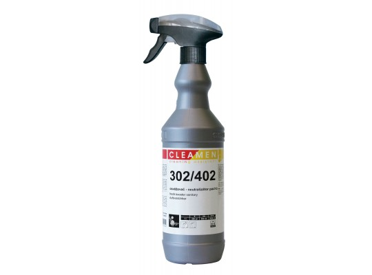 Neutralizátor pachů-osvěžovač-Cleamen 302/402-sanitární