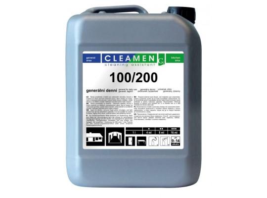 Prostředek čisticí a mycí-Cleamen 100/200-univerzální-kanystr