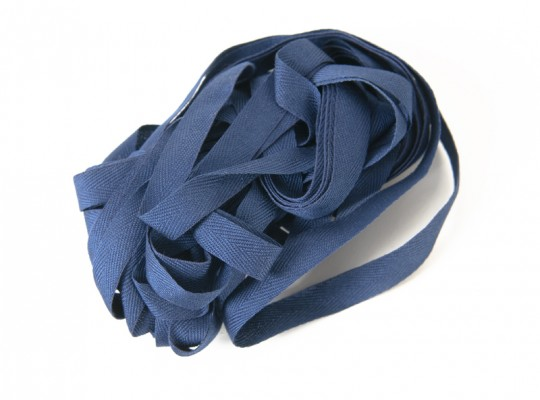 Tkaloun-keprovka-10mm-modrá tmavá