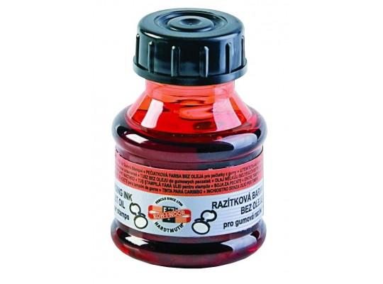Barva razítková-Koh-i-noor-červená