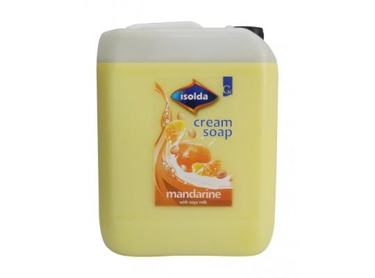 Mýdlo tekuté-Isolda-mandarinka-kanystr