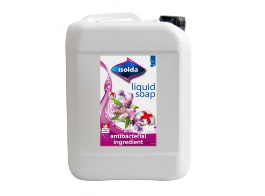 Mýdlo tekuté-Isolda-šalvěj-kanystr