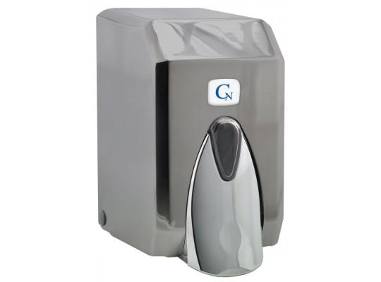 Dávkovač-zásobník tekutého mýdla-nerez-matný