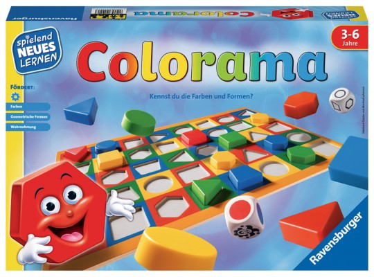 Colorama-hra desková