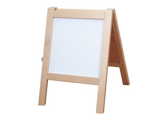 Deska tabulová magnetická-obchod-bílá