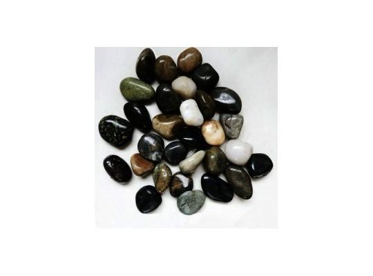 Kameny dekorační-říční-2-4cm-1000g