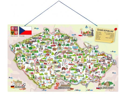 Mapa magnetická-ČR-3v1
