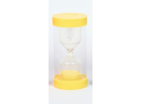 Hodiny přesýpací-žluté-3minuty