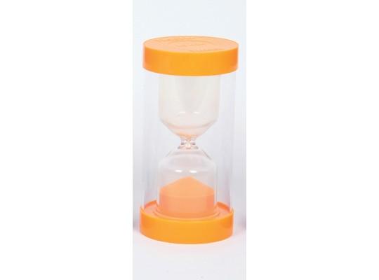 Hodiny přesýpací-oranžové-10minut