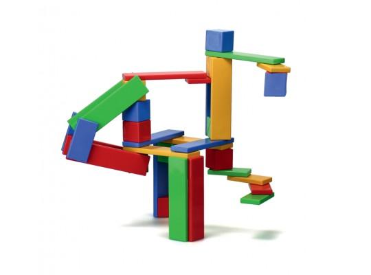 Stavebnice magnetická-AINSTEIN-KiGa set