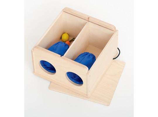 Box s rukávy