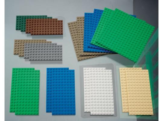 LEGO-Podložka na stavění-malá
