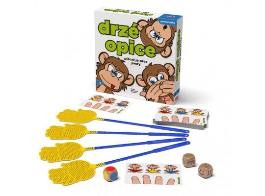 Drzé opice