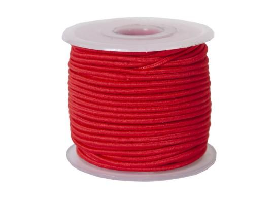 Guma-pruženka-kulatá-klobouková-červená-2mm