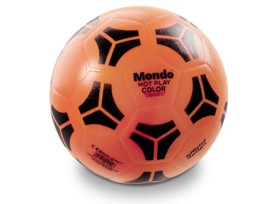 Míč fotbalový-Hot Play-barevný
