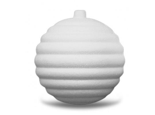 Koule polystyrenová-ozdoba I.
