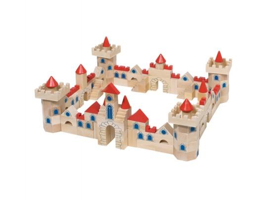 Kostky stavební-zámek