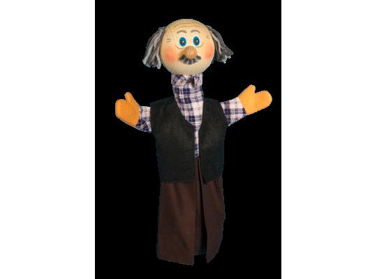 Maňásek-dědeček