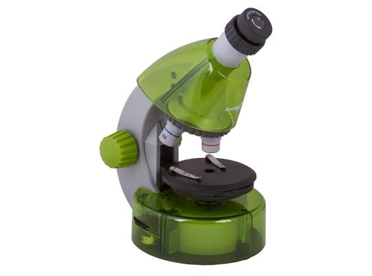 Mikroskop-Levenhuk LabZZ M101-zelený