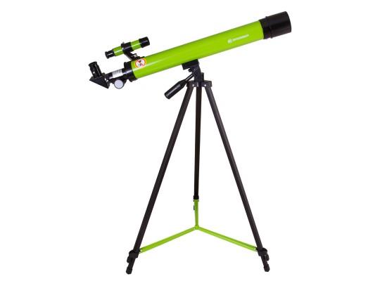 Dalekohled/teleskop hvězdářský-Bresser Junior Space Explorer 45/600-zelený
