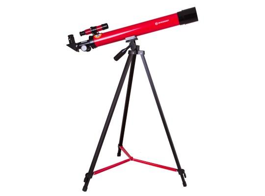 Dalekohled/teleskop hvězdářský-Bresser Junior Space Explorer 45/600-červený