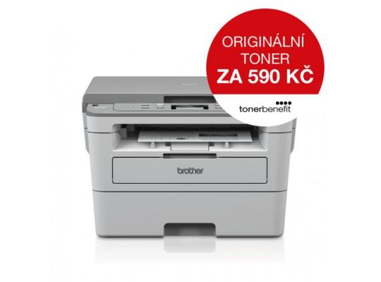 Tiskárna Brother DCP-B7520DW-TONER BENEFIT