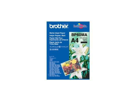 Papír do tiskárny-BP60MA-Brother-inkoust-originál-matný-A4-145g-25listů