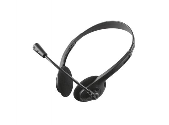Sada náhlavní-Trust Ziva Chat-Headset