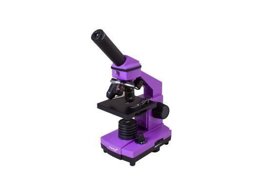 Mikroskop-fialový