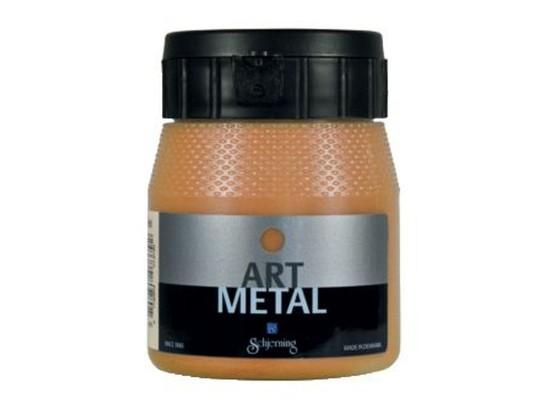 Barva art metal-zlatá