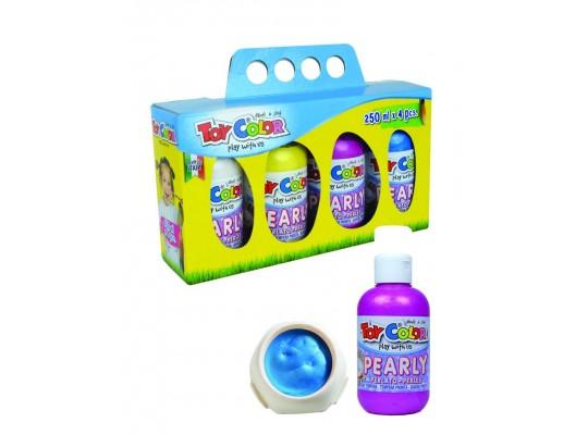 Barva temperová-Toy Color-perleťová