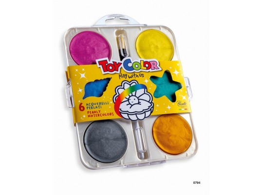 Vodovky-Toy Color-MAXI-perleťové