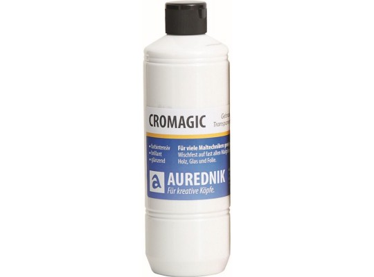 Barva AUREDNIK-Cromagic-bílá-500ml