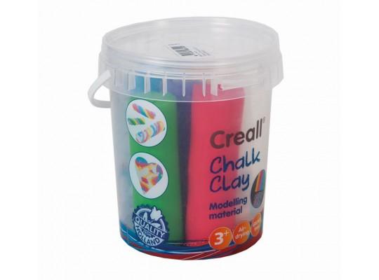 Modelína samotvrdnoucí-Creall Chalk Clay