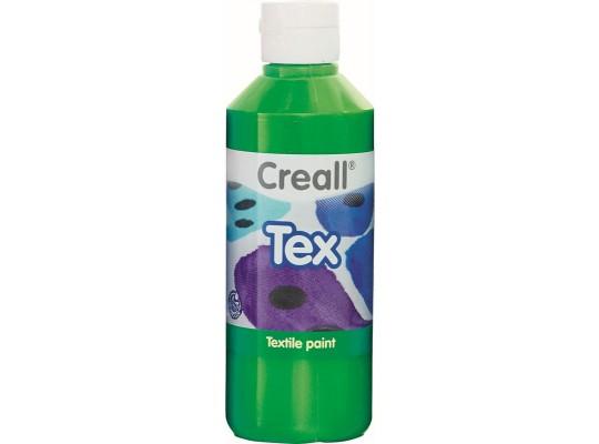 Barva na textil-Creall-zelená-500ml
