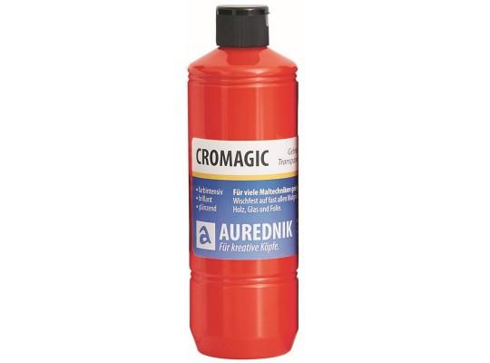 Barva AUREDNIK-Cromagic-světle červená-500ml