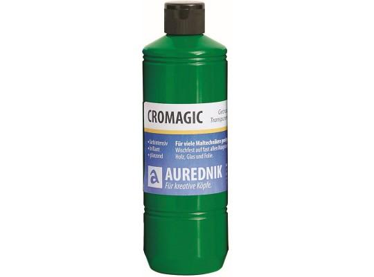 Barva AUREDNIK-Cromagic-tmavě zelená-500ml