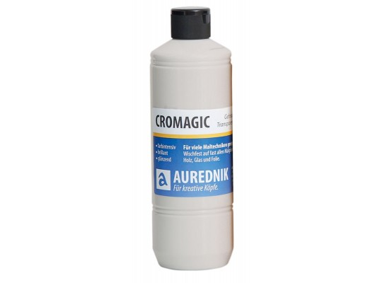 Barva AUREDNIK-Cromagic-stříbrná-500ml
