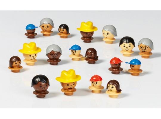 Stavebnice konstrukční-figurky-Mobilo