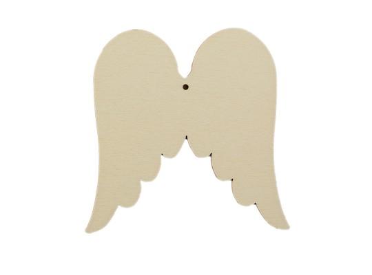 Křídla andělská k zavěšení