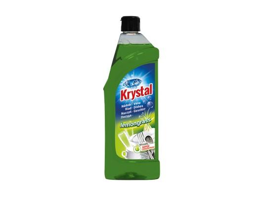 Prostředek čisticí a mycí-Krystal-Lemongrass-nádobí