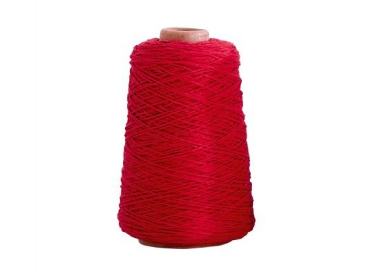 Příze bavlněná-červená