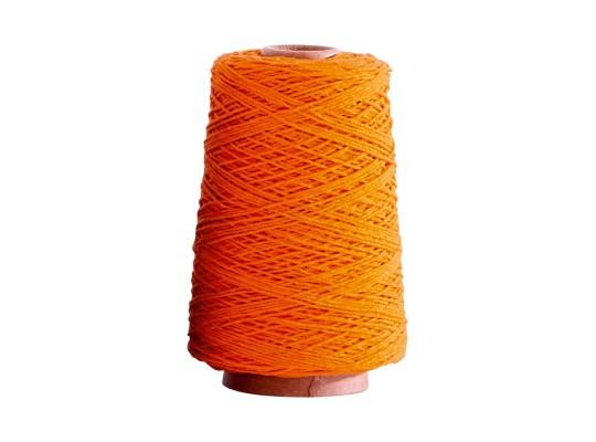 Příze bavlněná-oranžová