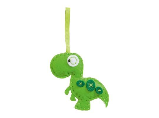 Sada kreativní šití-dinosaurus